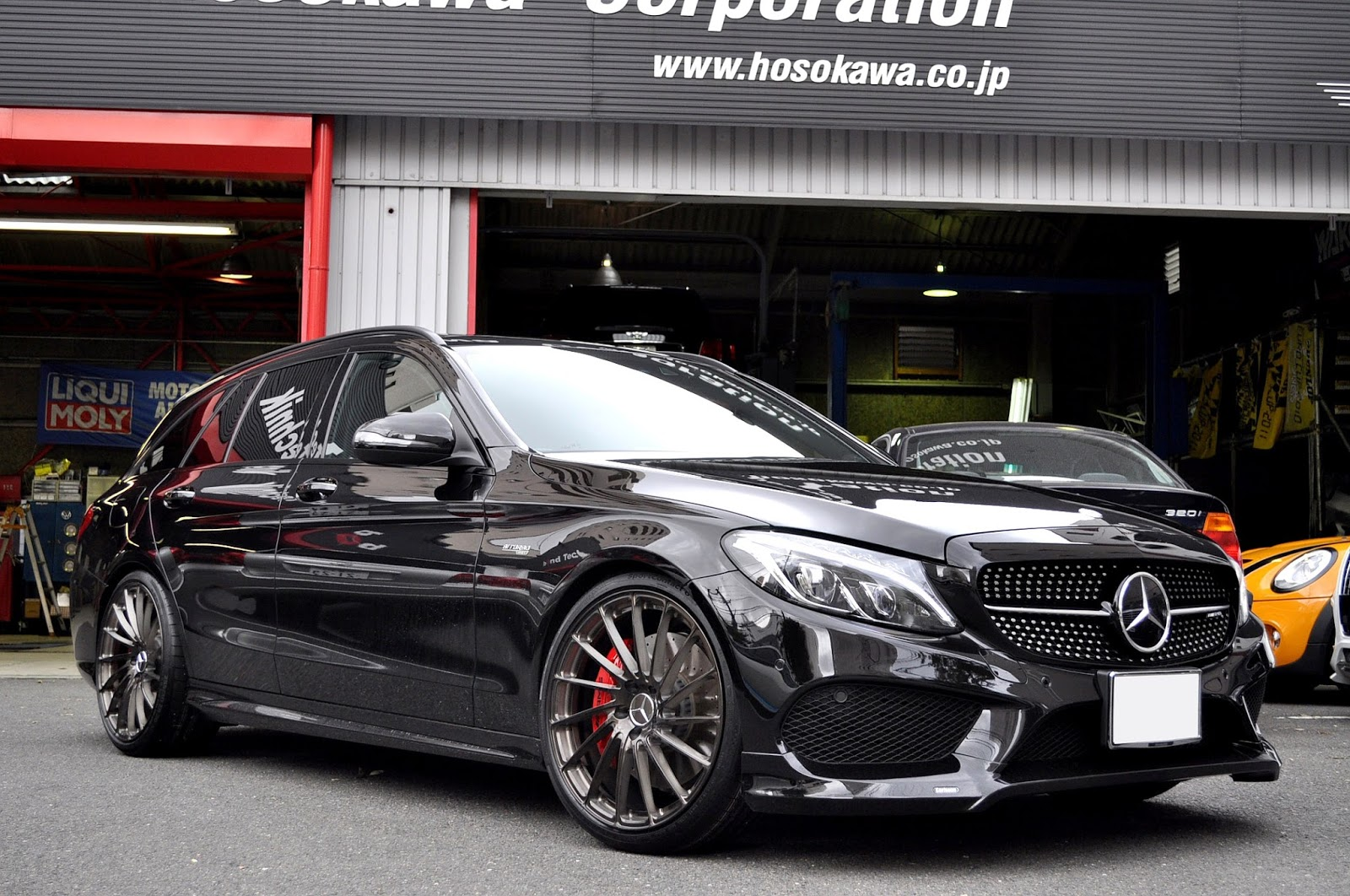mercedes amg s205 c43t on r20 bc forged rz815 benztuning. Black Bedroom Furniture Sets. Home Design Ideas