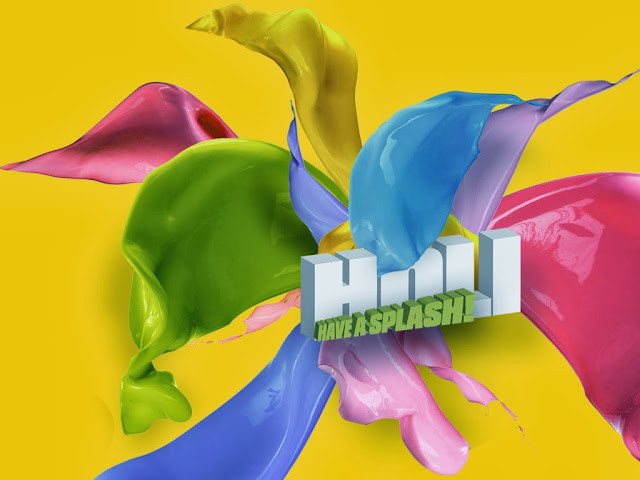 holi splash 2016