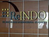 PT Reasuransi Internasional Indonesia - Recruitment For S1, Fresh Graduate Staff ReINDO May 2016