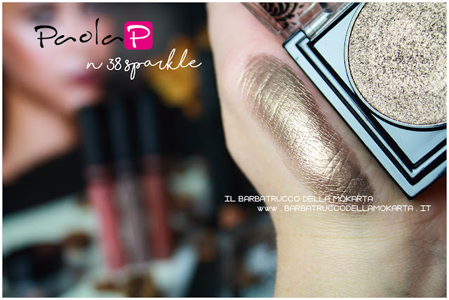 ombretto 38 sparkle  paolap swatches