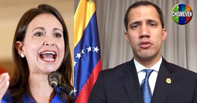 CONFIRMADO   Maria Corina y Guaidó se reunirán EN PRIVADO para negociar