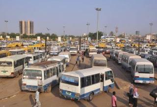 تقرير عن أزمة المواصلات وعجزالحكومة عن ايجاد الحلول والمعالجات