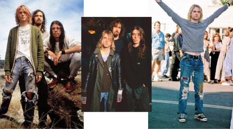 Rock Na Moda: O Estilo Grunge