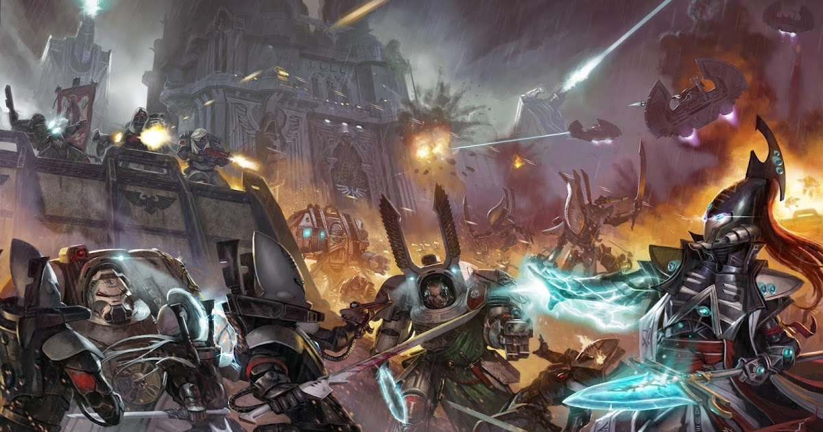 warhammer 40k chapter approved pdf