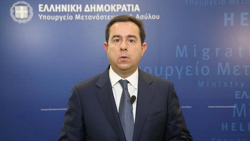 """Μηταράκης: """"Η αναβάθμιση του ΚΥΤ Φυλακίου και τα έργα του Φράκτη συμβάλλουν στην περαιτέρω μείωση των ροών και την ασφάλεια των κατοίκων"""""""