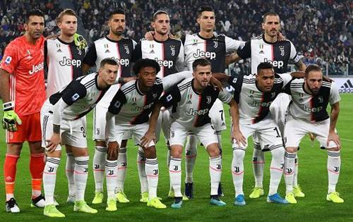 Skuad Pemain Juventus Terbaru