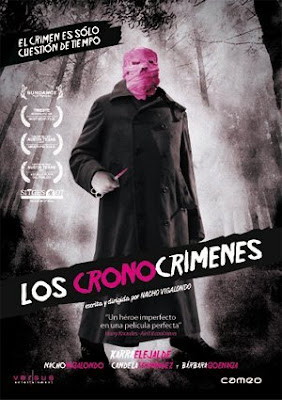 time crimes movie poster