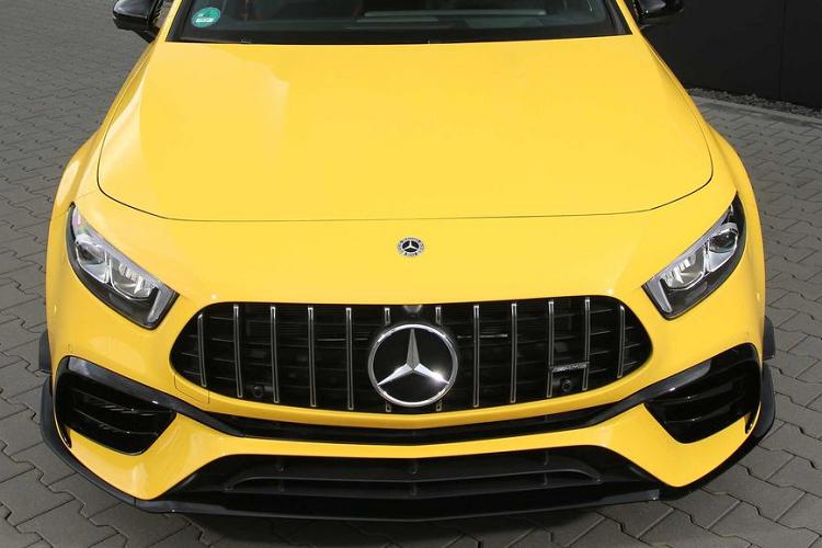 Hot hatch Mercedes-AMG A45 S 'tuyệt đỉnh' với 518 mã lực