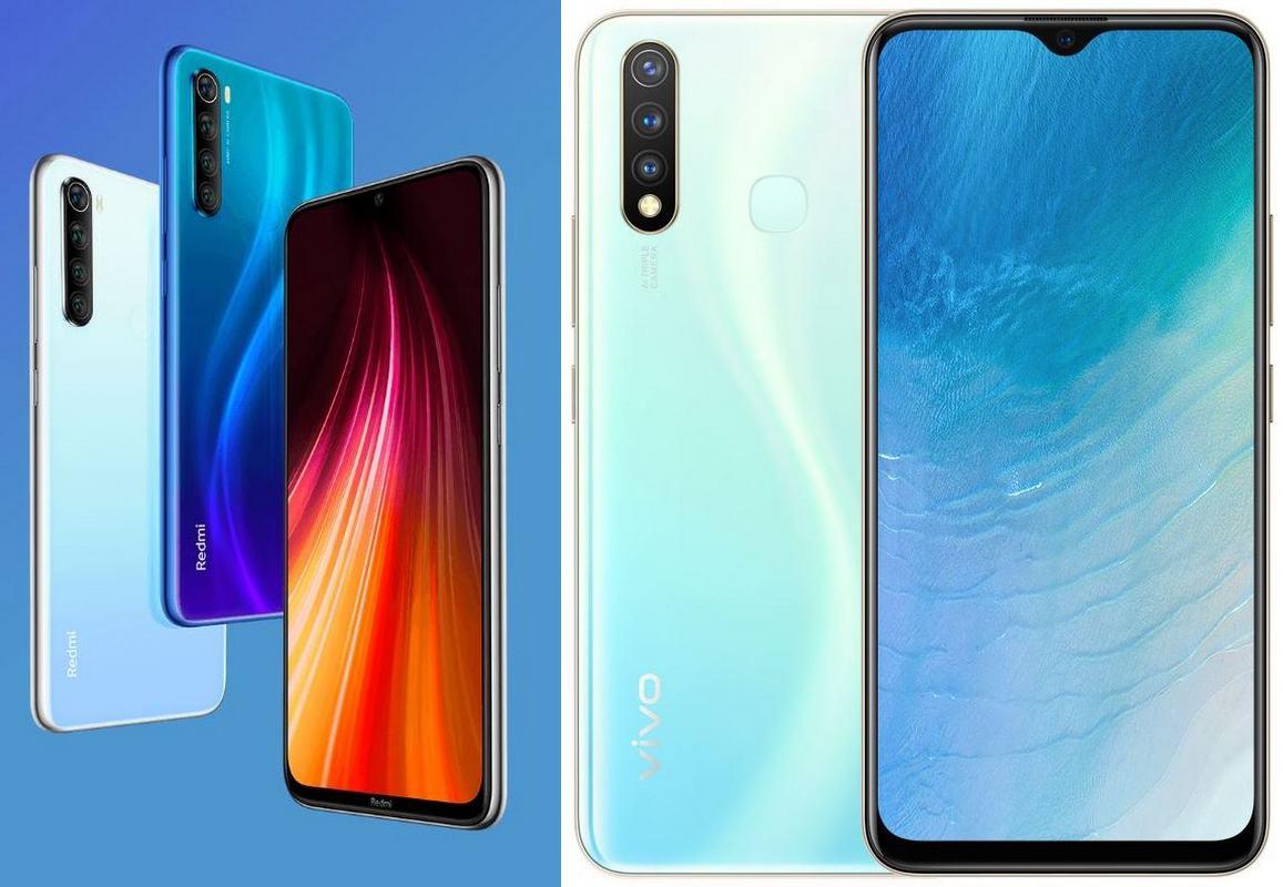 Perbandingan Xiaomi Redmi Note 8 vs Vivo Y19, Mana yang Lebih Unggul?