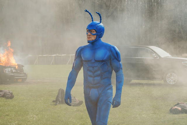 The Tick serie