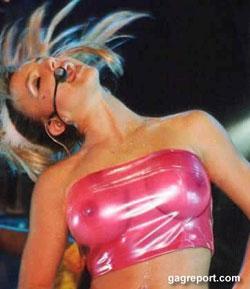 Britney Spears Naked Tit 81