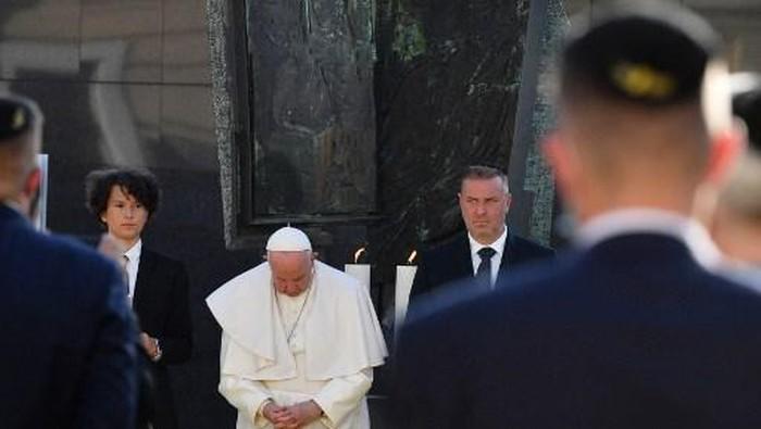 Paus Fransiskus Berkunjung ke Slovakia Hingga Rabu Ini