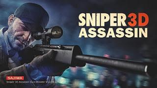 sniper 3d assassin fun gun shooting