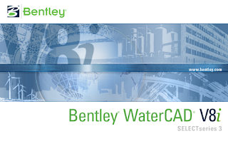 Bentley Water CAD V8i free download