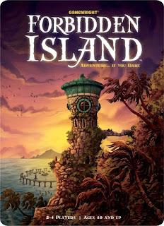Forbidden Island el juego de tablero