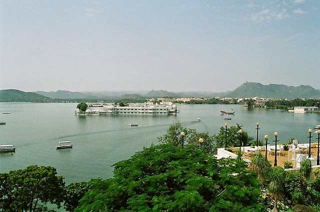 Lake Pichola - One of the Best Lake attached Heritage Hotel in Udaipur,Rajasthan