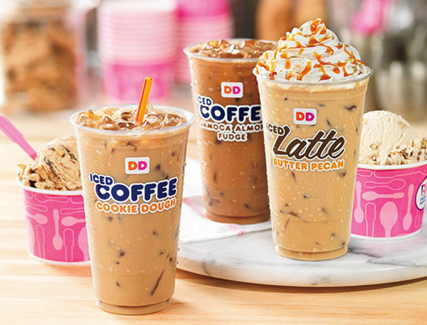 News: Dunkin' Donuts - Ice Cream-Flavored Coffee is Back ...