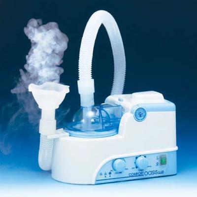 nebulizer, alat uap