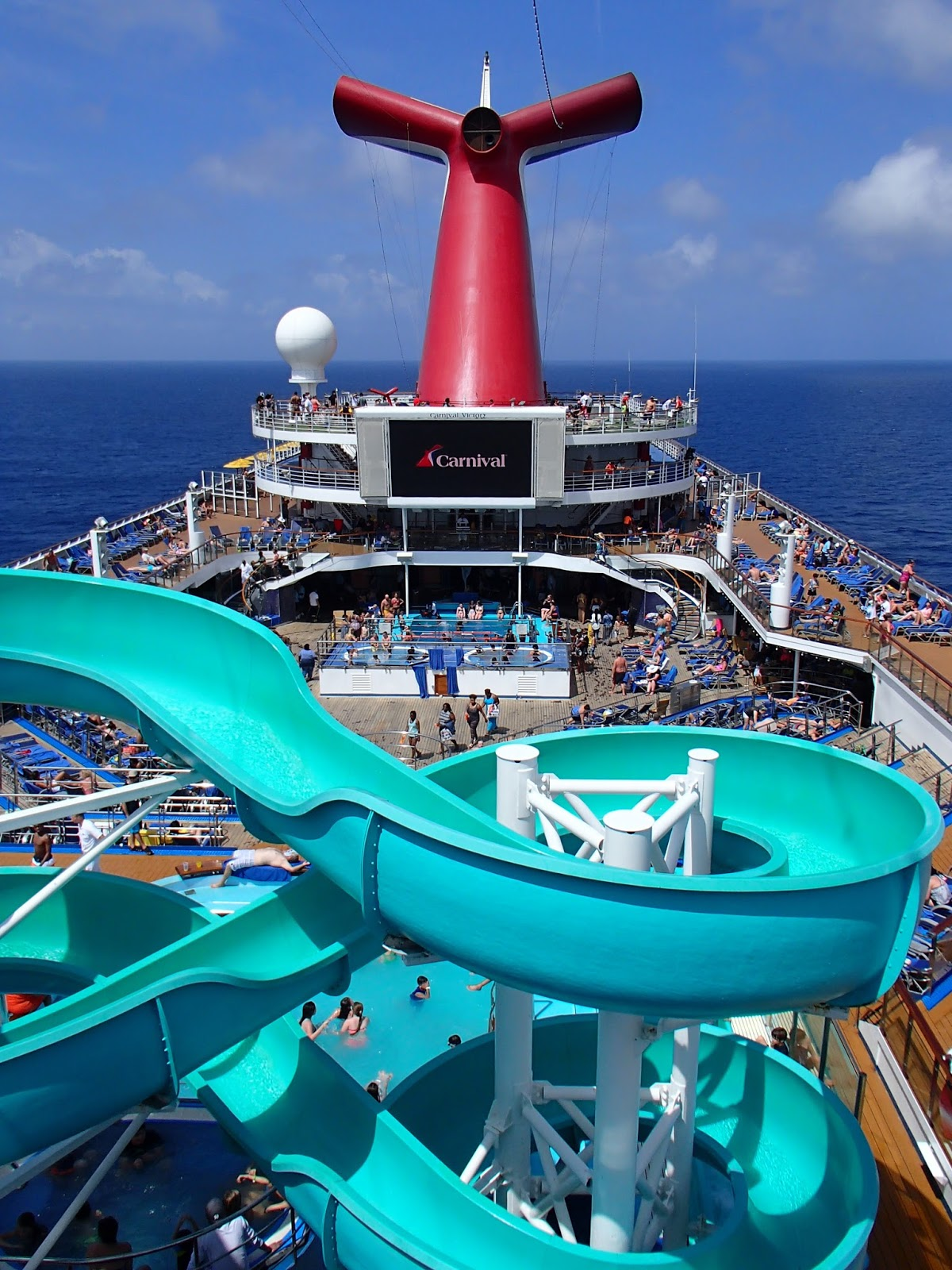 Sweet Escapes: Carnival Victory Spring Break Cruise