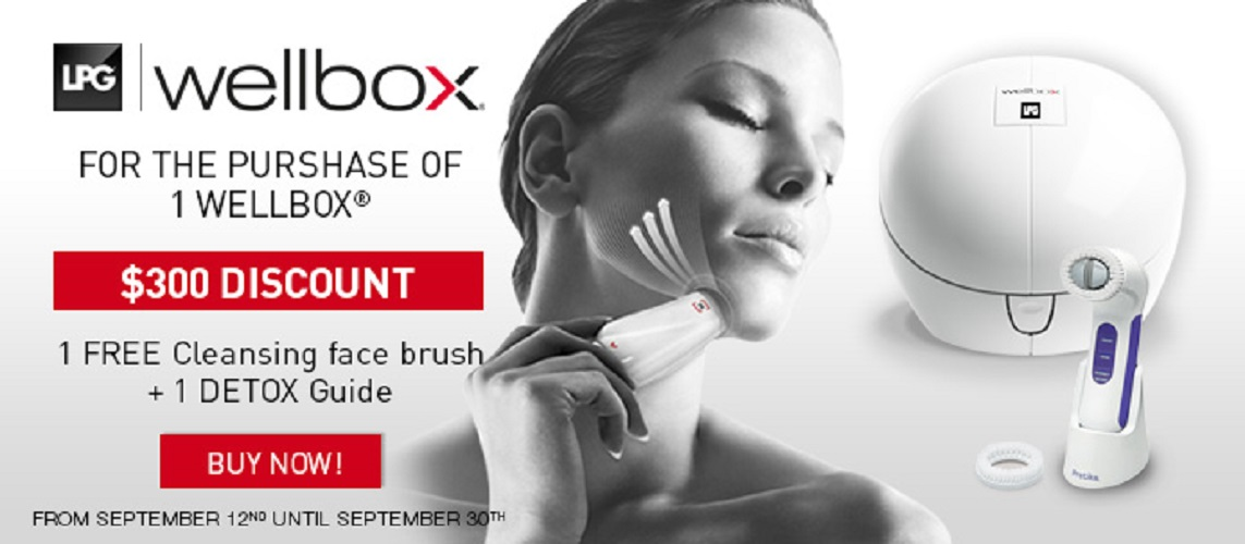 Balkowitsch Enterprises, Inc  Blog: SALE! Wellbox Body Tissular
