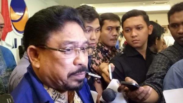 NasDem Dituding Restoran Politik, Zulfan Lindan: Itu Gila Namanya!
