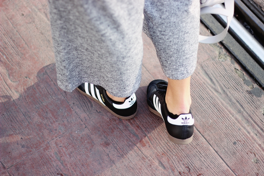 Black Sambas Romalo S Blog Fashion Blogger Laid Back