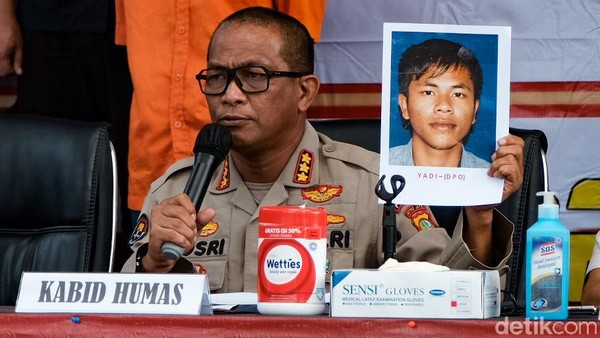 DPO Kasus Penembakan Paranormal di Tangerang Ditangkap!
