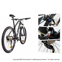 27.5 Inch Ravage 1.0 Thrill Mountain Bike