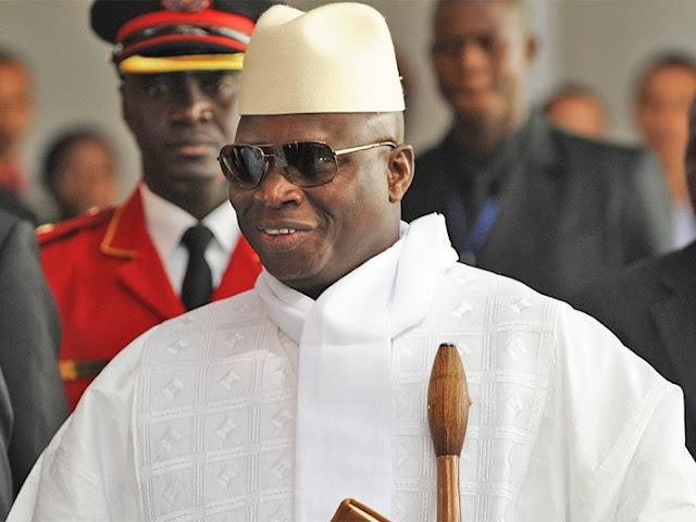 Incumbent Gambian President Yahya Jammeh Loses In Presidential Election