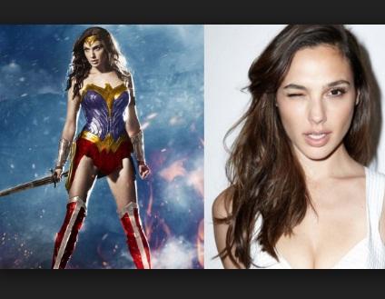 Bioprofil Artis Artis Pemeran Film Wonder Woman
