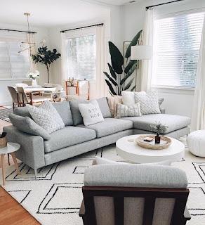 sofa scandinavian style