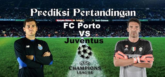 Prediksi Pertandingan FC Porto vs Juventus 23 Februari 2017