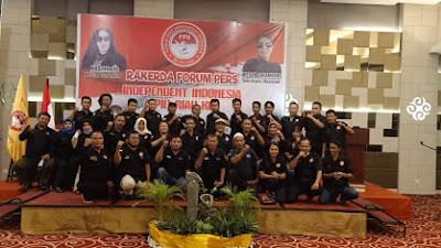 Menjadi Garda Terdepan, di Rakerda FPII Provinsi Riau Rumuskan Program Kerja