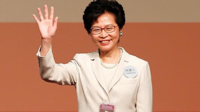 Carrie Lam makes history, emerges Hong Kong's first woman leader