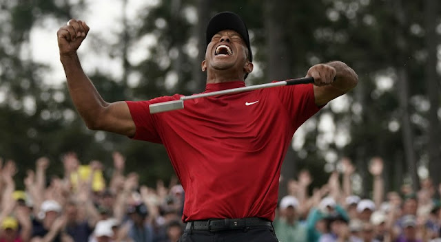 Tigerwoods Finally Achieves His First Triumph After A Decade