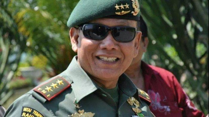 Ini Sosok Letjen (Purn) AY Nasution yang Minta Patung Soeharto dkk Dibongkar