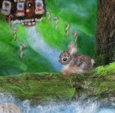Giveaway bunny