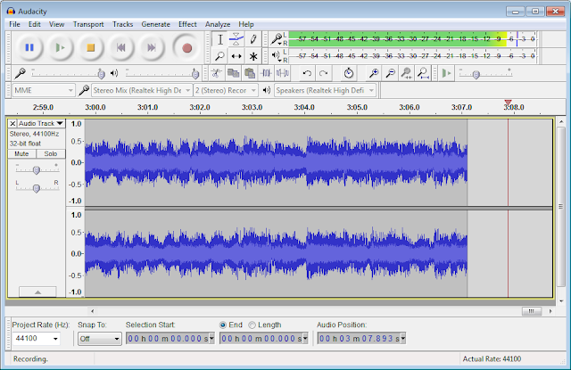 Audacity Download Software Editing Audio Gratis Terbaik