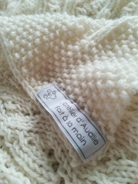 Couverture zigzag - Tricot pour les tout-petits et pas que ! - Klompelompe, mon coin tricot, Torunn Steinsland, Hanne Andreassen