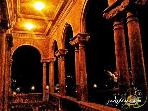 hover_share Lovely veranda of The Ruins in Negros Occidental