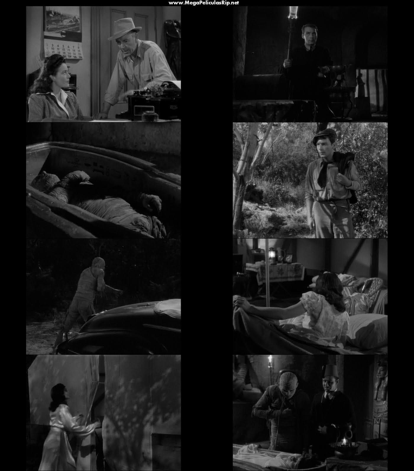 La Maldicion De La Momia 1944 1080p Latino