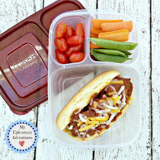 Lunch box ideas, school lunch ideas, lunches, meatball sub lunch