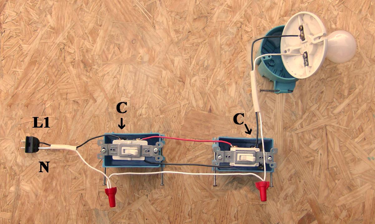 3 Way Switch Wiring Methods