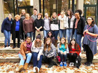 Tri-County Early Education Students Visit Boston University Wheelock College Exhibit