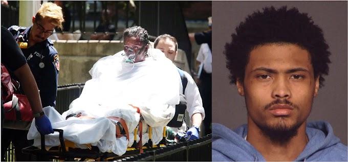 Otra mujer es quemada viva por novio en apartamento después de golpearla brutalmente con martillo