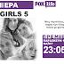 Πρεμιέρα απόψε για το GIRLS 5 στο FOX Life