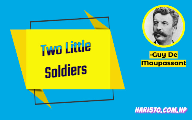 two little soldiers exercise