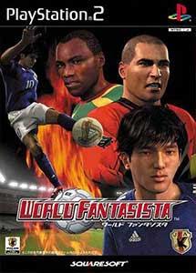 World Fantasista PS2 ISO (NTSC-J) (MG-MF)