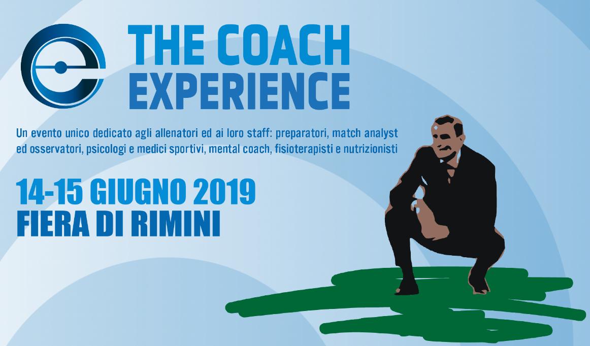 """Seconda edizione di """"The Coach Experience"""", in programma il"""