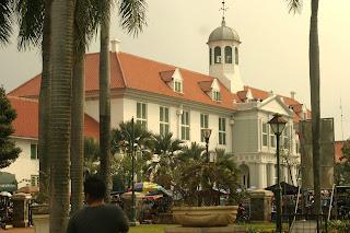 Museum Sejarah Jakarta di Kota Tua